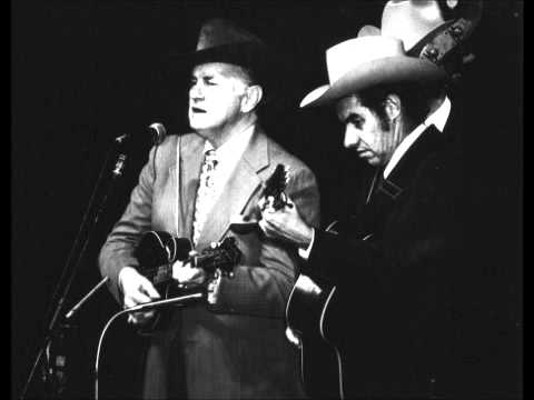 Bill Monroe and the Bluegrass Boys - July 20th 1974