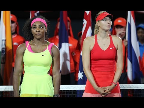 Fiercest Feud Award: Serena Williams vs. Maria Sharapova   - Tennis Now