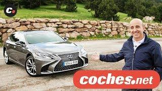 Lexus LS 2019 | Prueba / Test / Review en español | coches.net