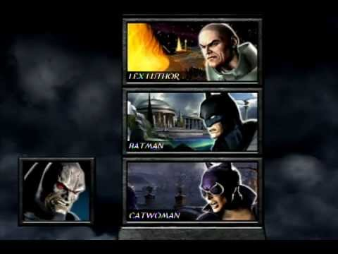 (Ps3) Mortal Kombat vs DC Universe – Darkseid Gameplay