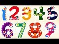 Fun Learn 1 2 3  Games for Kids 😀 Baby Number  -  Fun Learn Games Numbers