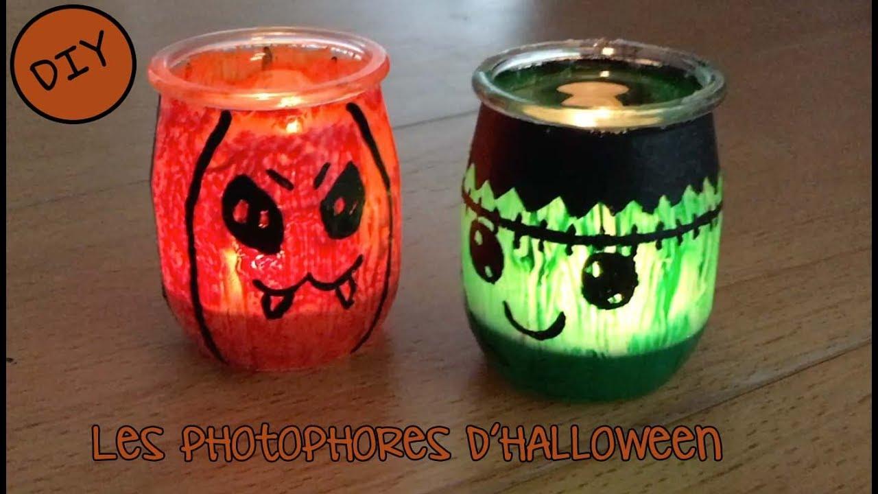 Photophore À Faire Soi Même facil'à faire : fabriquer des photophores pour halloween