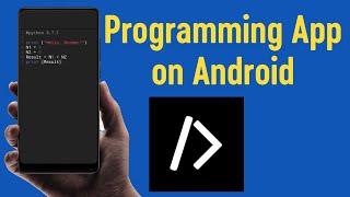 Dcoder, Compiler IDE : Code & Programming on mobile | The NetTalker Tips screenshot 2