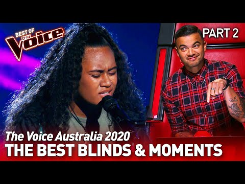 The Voice Australia 2020: Best Blind Auditions & Moments | PART 2