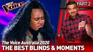 The Voice Australia 2020: Best Blind Auditions & Moments | PART 2