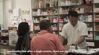 脊柱侧弯不用手术了!马来西亚中医黄胜杰博士。No more surgery for Scolisosis! Dr. Ng Seng Keat