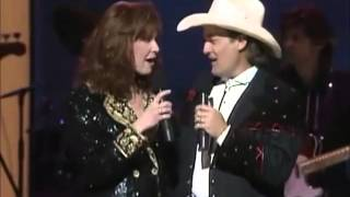 Patty Loveless & Ricky Van Shelton   Rockin