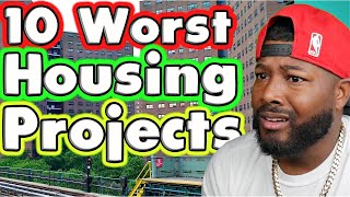 Top 10 Worst Housing Projects in The United States | REACTION