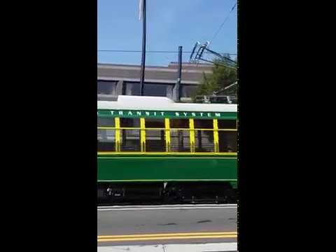 Queen City Tours & Travel.Charlotte Trolley.06 '15