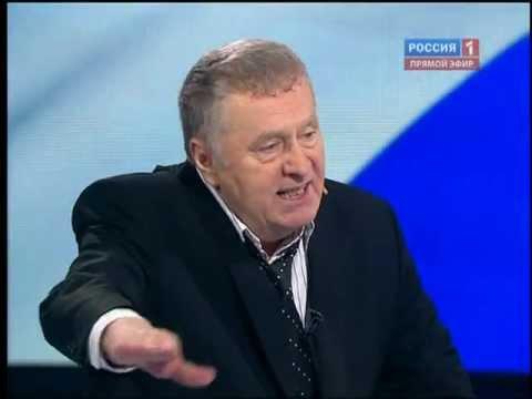 Жириновский VS алла