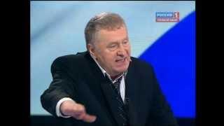 Жириновский VS алла пугачёва