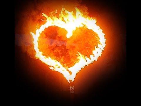 Романтический сюрприз . Огненное сердце.