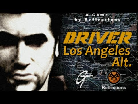 Driver: You Are the Wheelman Walkthrough - Los Angeles - Alternative Missions