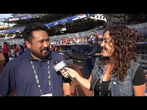 Dylan Hernandez on if Chargers have made any impact in Los Angeles