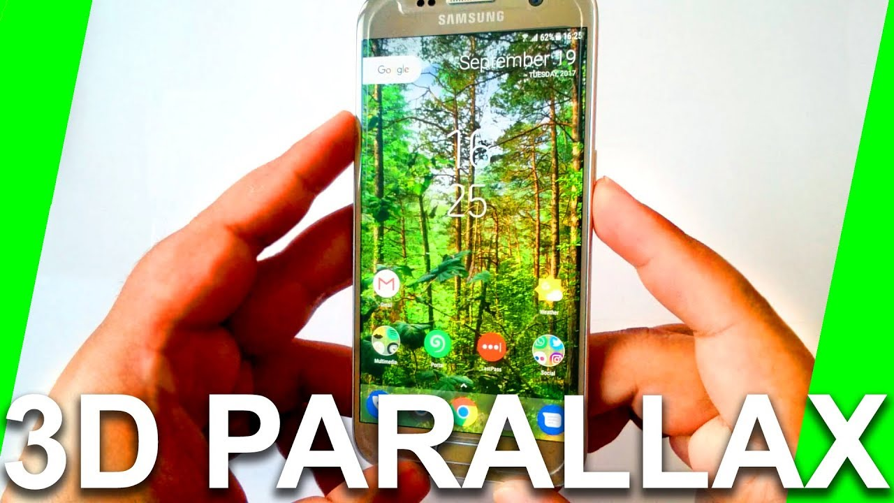 Amazing 3d Parallax Live Wallpaper Download For Free