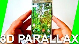 Amazing 3D Parallax Live Wallpaper Download for FREE screenshot 3