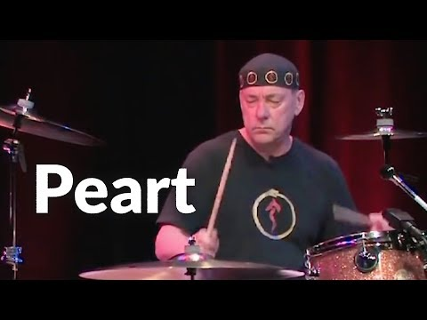 Neil Peart Warm-up Routine