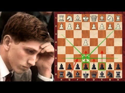 Bobby Fischer: Brief commentary #41 - Why didn't Bobby Fischer ever play the French Defence?!