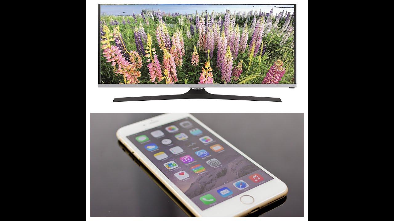 Von Iphone Auf Tv