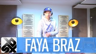 FAYA BRAZ  |  Grand Beatbox Battle Studio Session