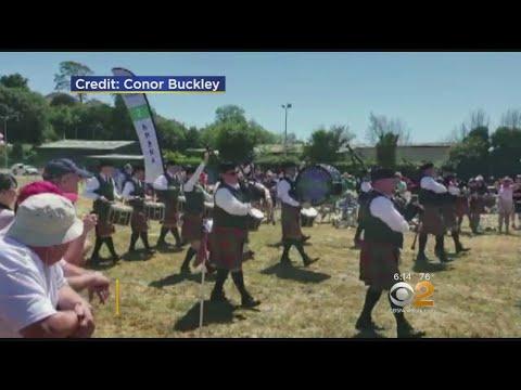 Kearny, NJ Bagpipe Band Wins Irish Championship