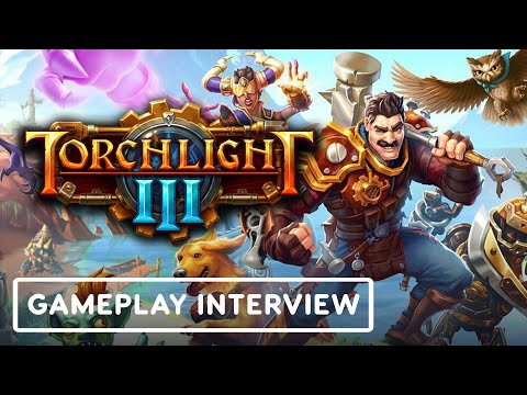 Torchlight 3 Gameplay Interview   Summer of Gaming 2020
