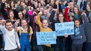 Kids' Climate Lawsuit