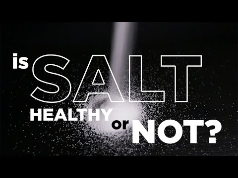 Is Salt Healthy Or Not? Salt Room Therapy and Salty Yoga.