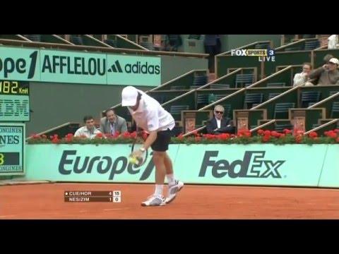 Pablo Cuevas y Luis Horna Campeones de Dobles en Roland Garros 2008