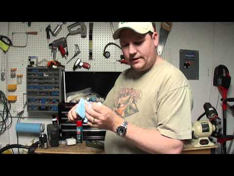 Porter Cable 6020 Bammer Fuel Cell Refill.mov | How To ...