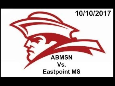 Football Highlights Anchor Bay Middle School North Footbal 10-10-17