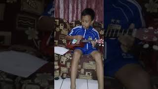 Laoneis Band - Ayah (Cover by Aa Mantri) Ukulele
