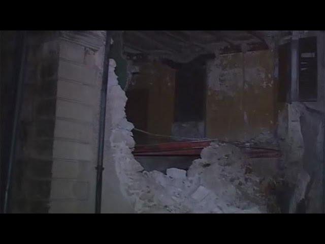 Два мощных землетрясения в центральной Италии - world