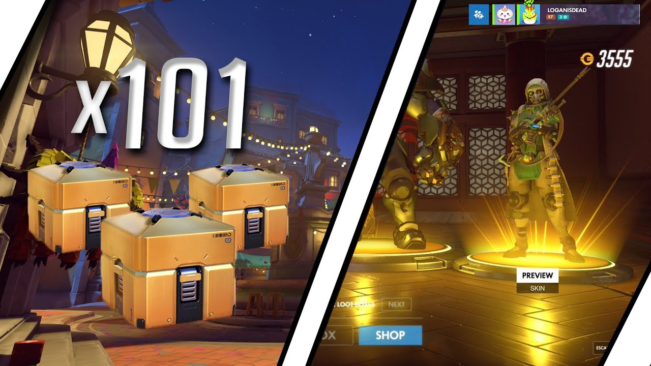 how to get free loot boxes in overwatch