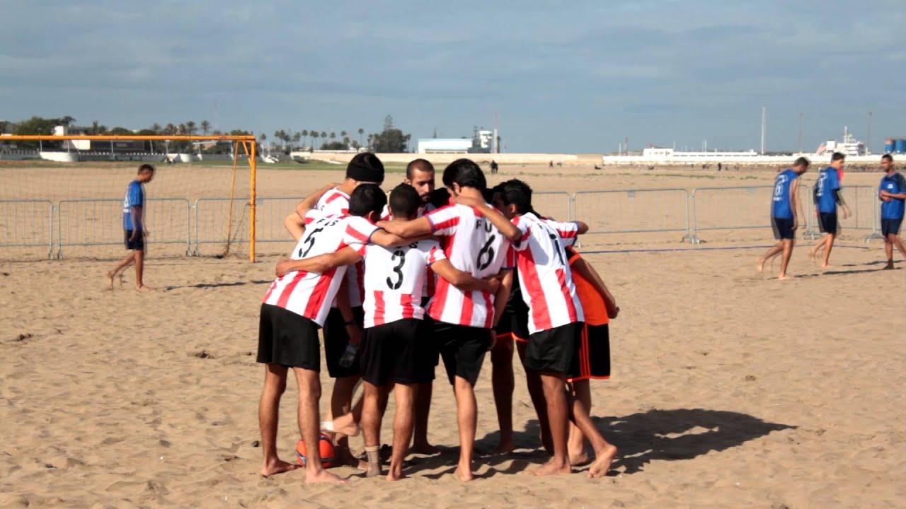 football de plage