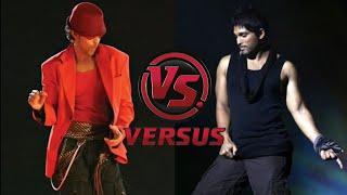 #HrithikRoshan #AlluArjun Hrithik Roshan V/S Allu Arjun...