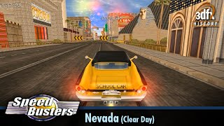 3dfx Voodoo 5 6000 AGP - Speed Busters: American Highways - Nevada (Clear Day) [Gameplay]