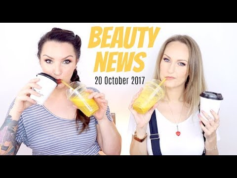 BEAUTY NEWS - 20 October 2017 | New Releases