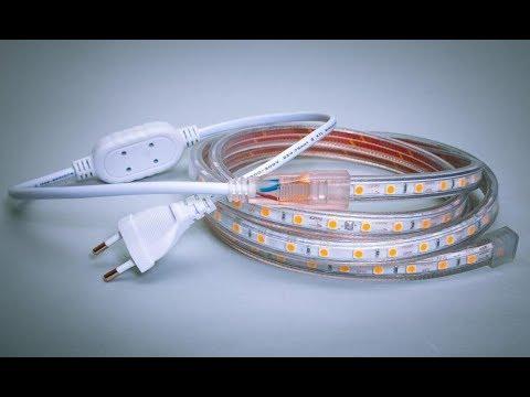 Устранение проблемы свечения светодиодной (LED) ленты при выключенном выключателе.