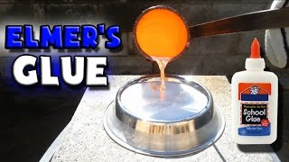 Molten Copper vs Elmer