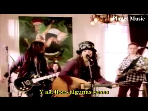 4 Non Blondes   Whats Up Subtitulada en Español e Ingles)