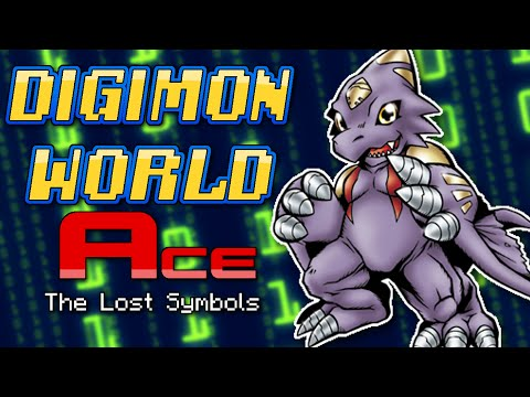 Digimon World Ace: The Lost Symbols! - Fan Made Game!