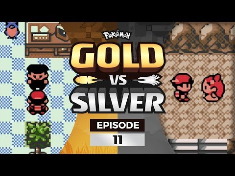 Pokemon Gold and Silver Versus - EP 11| A Free PokayMon!