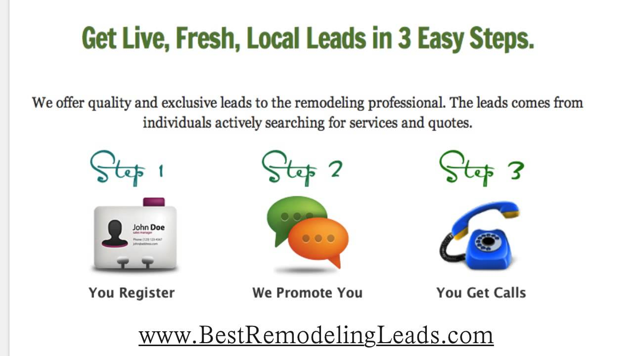 Get Roofing Leads How To Get Exclusive Roofing Leads