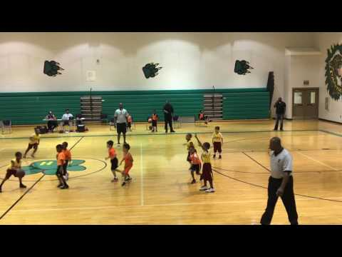 Fort Gordon Cavs VS YMCA Knicks 1/21/2017