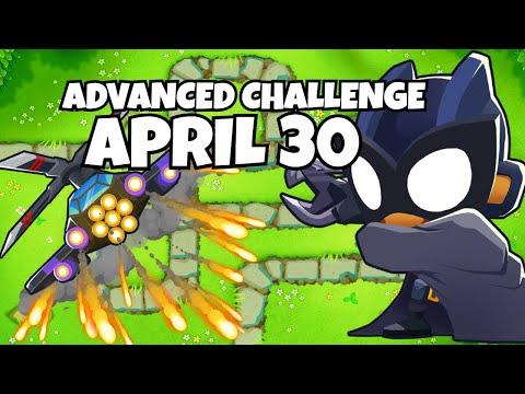 BTD6 Advanced Challenge - The Art Of Lite - April 30, 2020