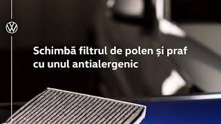 Igienizare instalatie climatizare VW