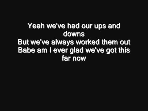 Faber Drive - When I'm With You karaoke