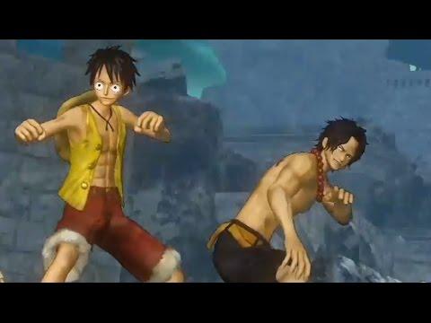 ワンピース『第16話-前 処刑台』海賊無双 One Piece