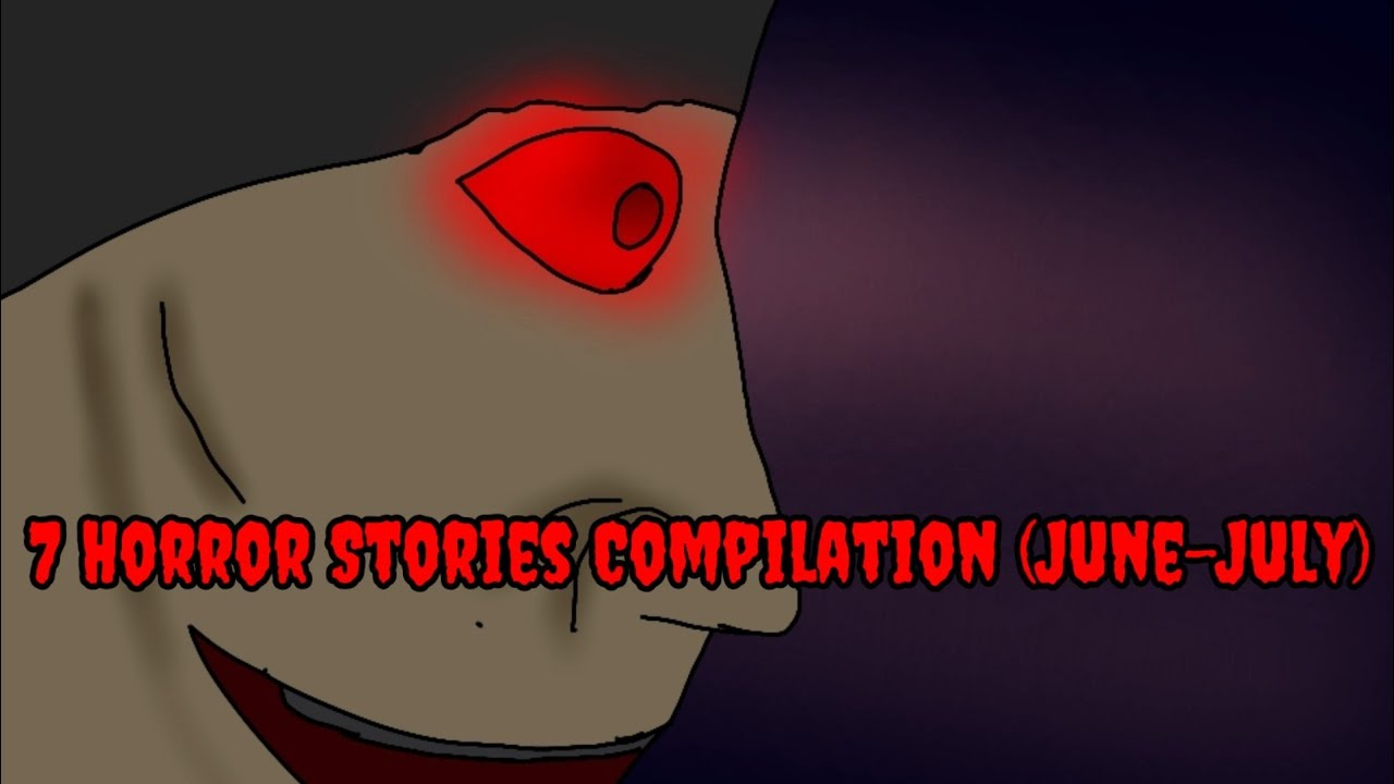 7 Horror Stories Compilation (June-July) || Animated Horror Stories || Samarth Horror Stories